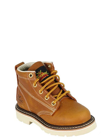 Kids Tucker Plain Toe Shoes