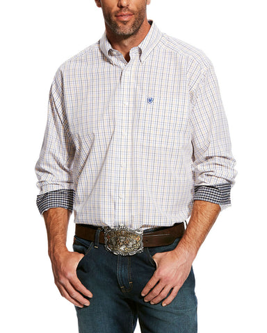 Men's Ludlow Wrinkle Free Western Shirt