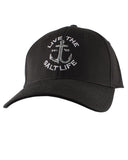 Salt Life Anchored Stretch Fit Ball Cap
