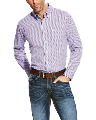 Men's WF Zilverton Classic Fit Western Shirt