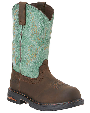 Womens Tracey Waterproof Pull-On Boots