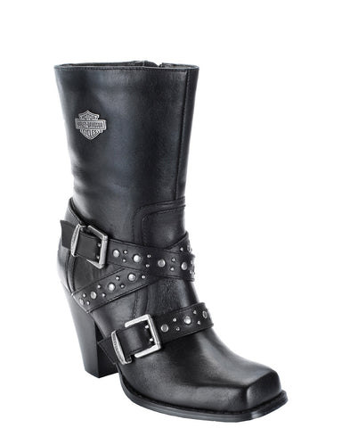 Women's Obsession Harness Boots