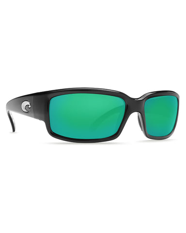 Caballito Green Mirror Sunglasses