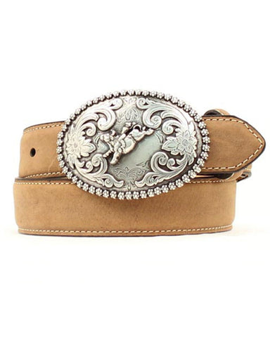 Kid's Bucking Bull Western Belt