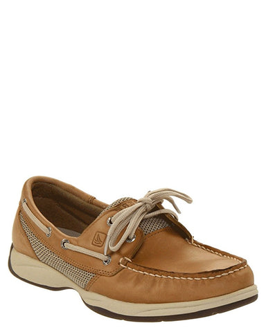 Women's Intrepid 2-Eye Linen Shoes