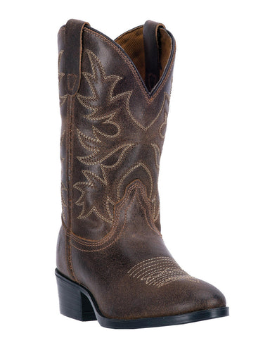 Kid's Carter Western Boots