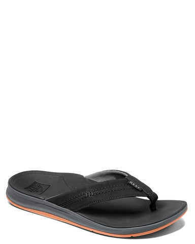 Men's Ortho-Bounce Coast Sandals - Black
