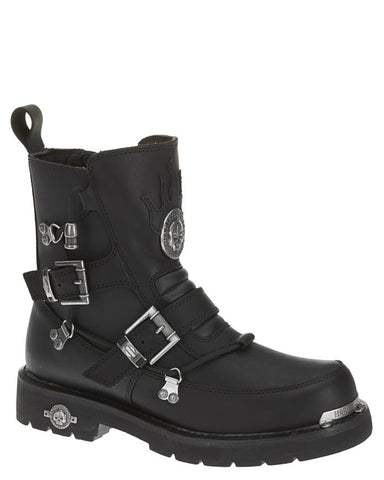 "Mens Distortion 6"" Zip-Up Boots"