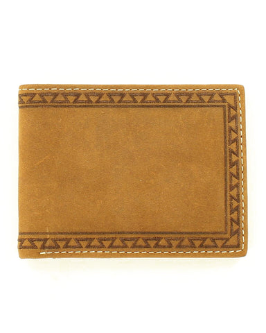 Aztec Edges Bi-Fold Rodeo Wallet