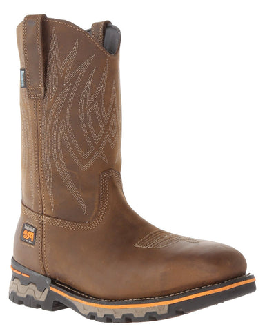 Men's Pro AG Boss Waterproof Pull-On Boots