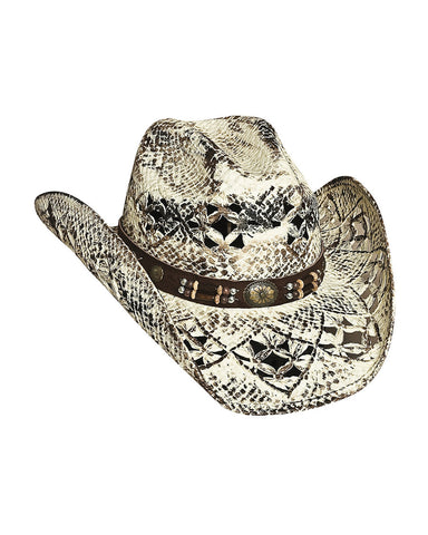 Womens Girl Next Door Straw Hat