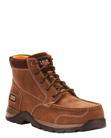 Mens Edge LTE Chukka Comp-Toe Lace-Up Boots