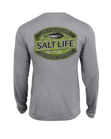 Men's Life In The Cast Lane Long Sleeve Shirt