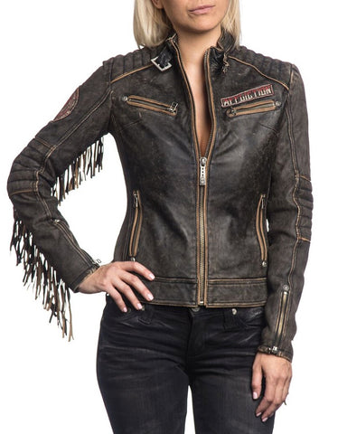 Womens Fast Times Jacket