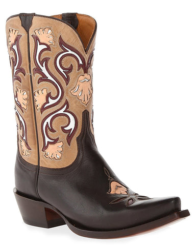Womens Belle Flower Boots