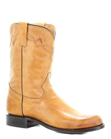 Men's Antique Saddle Roper Boots
