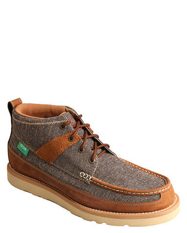 Men's EcoTWX Wedge Sole Casual Shoe