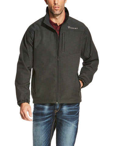 Men's Vernon Softshell Jacket - Grey