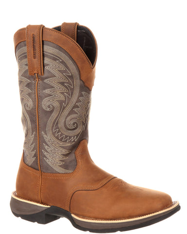 Mens Rebel H20 Pull-On Boots