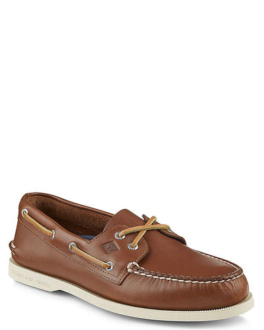 Mens Original 2-Eye Boat Shoes - Tan