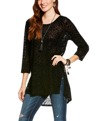 Women's Kaci 3/4 Sleeve Blouse