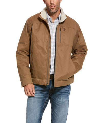 Men's Grizzly Canvas Jacket