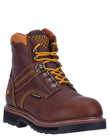 "Mens Gripper 6"" H20 Lace-Up Boots"