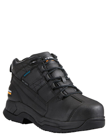 Mens Contender H20 Steel-Toe Shoes