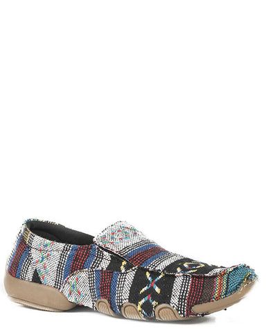 Women's Liza Southwest Shoes - Black