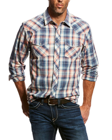 Men's Jasper Retro Western Shirt