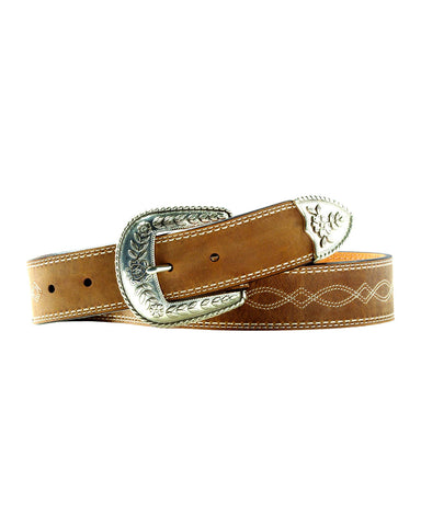 Womens Fatbaby Russet Rebel Belt