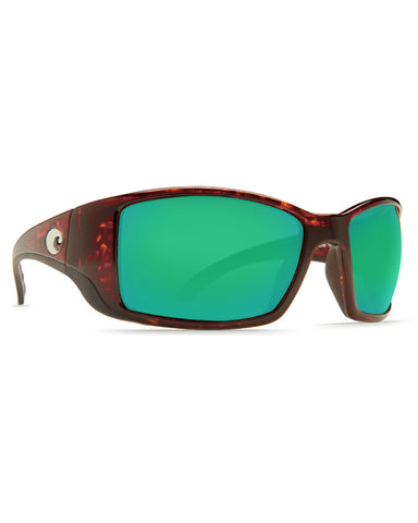 Blackfin Green Mirror Sunglasses - Glass