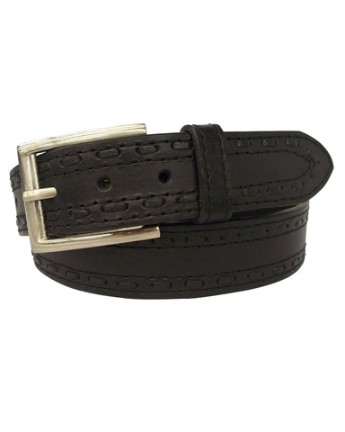 Mens Heavy Lacing Belt