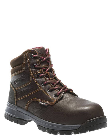 "Womens Piper 6"" Composite-Toe Waterproof Boots"