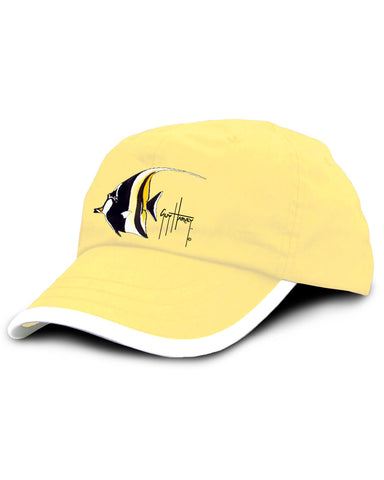 Guy Harvey's Idol Ball Cap - Yellow