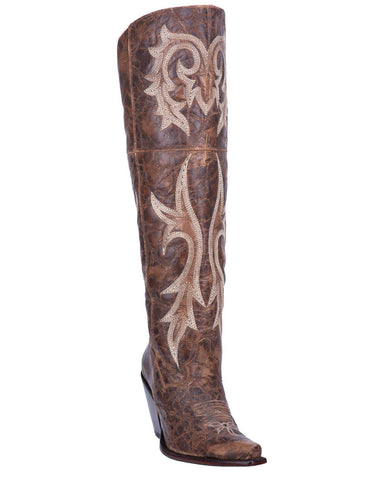 "Womens Jilted 20"" High Fashion Boots"