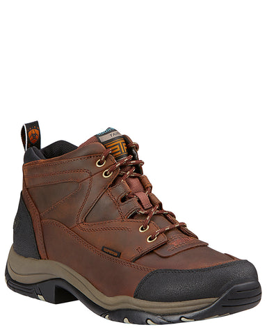 Mens Terrain H20 Hiker Lace-Up Shoes