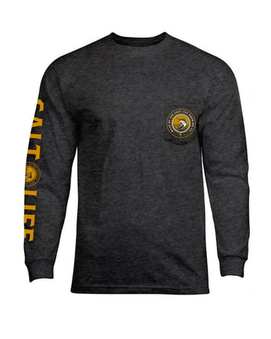 Mens Brewing Company Long Sleeve T-Shirt
