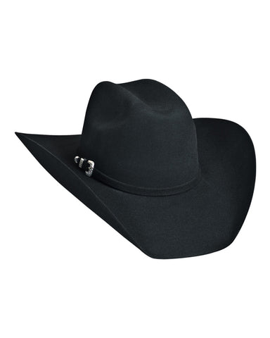 Bullhide Legacy 8X Felt Hat - Black – Skip s Western Outfitters cbc2ffd84bcc