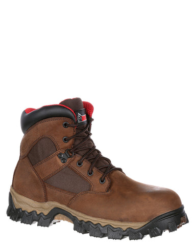 Mens AlphaForce Lace-Up Boots
