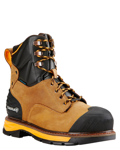 Mens Catalyst H20 Composite-Toe Lace-Up Boots