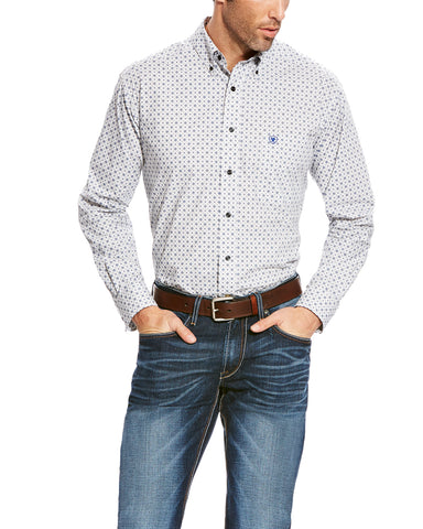Men's Burton Button Down Western Shirt