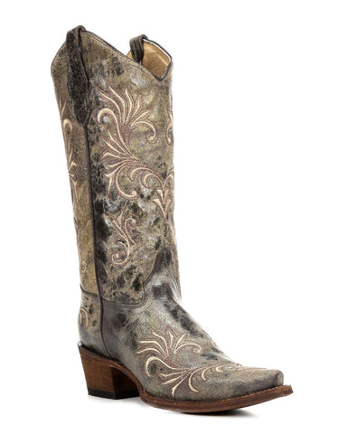 Womens Antique Circle G Boots