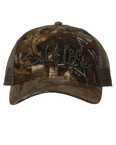 Salt Life Incognito Camo Ball Cap