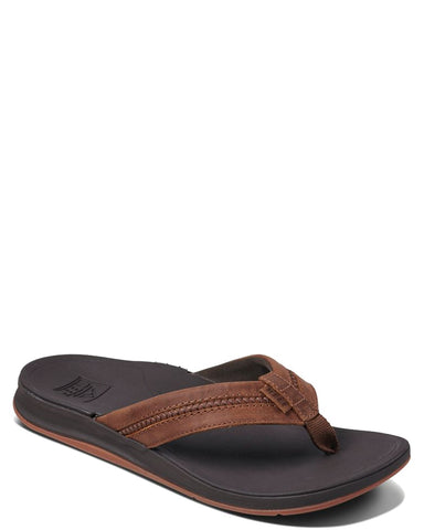 Men's Ortho-Bounce Coast Sandals - Brown