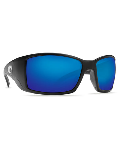 Blackfin Blue Mirror Glasses - Plastic