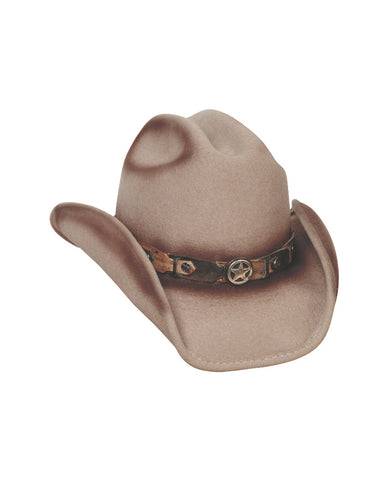 Kids Yearling Shapeable Felt Hat