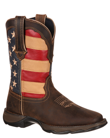 Women's Lady Rebel Patriotic Boots