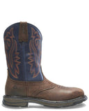 Mens Javelina High Plains Western Work Boots