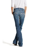 Women's Whipstitch Rainstorm Riding Jeans